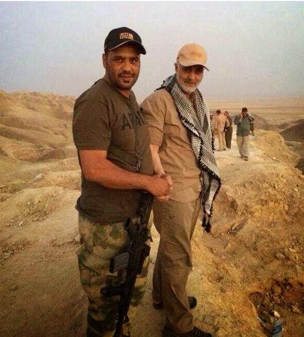 Iranian IRGC-QF commander in Iraq, Iran, Iran Briefing, IranBriefing, IRGC, IRGC Commander, Iraq, U.S., IRGC-QF