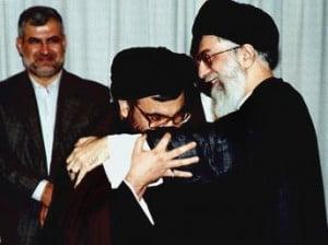 Hezbollah chief meets top Iranian official, Iran, Iran Briefing, IranBriefing, Hezbollah, Lebanon, Hassan Nasrallah , Ali Shamkhani, Al-Qaeda, ISIL, Al-Nusra, Bashar al-Assad, Syria,