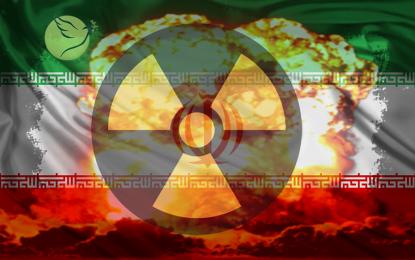 Having a blast in Iran – Parchin