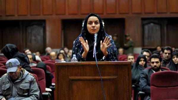 Reyhaneh Jabbari could escape execution?