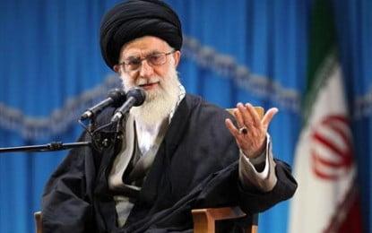 Khamenei Calls for Muslim Unity for Israel's 'Annihilation'