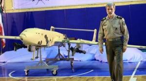 IRAN'S GAME OF DRONES, Iran, IRGC, IRGC Commander, RQ-170, U.S., General Amir Ali Hajizadeh,  Drone