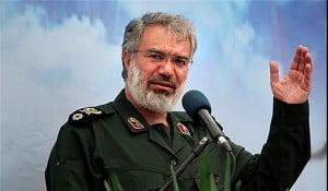 Iran Fighting Enemies at Their Doors, Iran, IRGC, IRGC Commander, Admiral Ali Fadavi , Israel, U.S., Syria, Iraq, Lebanon, Region, Enemy, Palestinian, Ayatollah Khamenei, Afghanistan, General Hossein Salami, Middle East