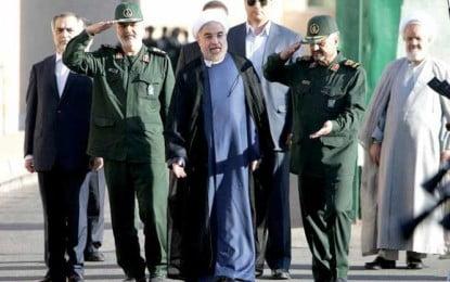 Iran regime president facilitates IRGC's incursion into economy