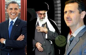 Iran, U.S., Syria, Obama, Ayatollah Khamenei, Iraq, ISIS, IRGC, America, Lebanon, Hezbollah, Bashar Al-Assad, General Qasem Soleimani, Christian , Kurdish Peshmerga, Shiite, nuclear, Israel, Christian , Middle East