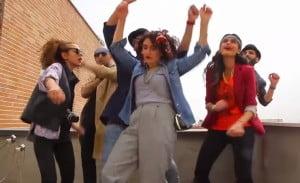 "The ""Happy Iranians"""