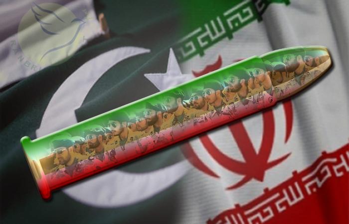 Iranian guards fire shells into Pakistan