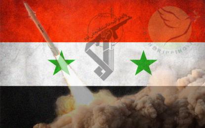 Iran Building Missile Sites in Syria