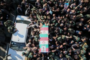 Deaths in Iraq, Iran, IRGC, IRGC Commander, IranBriefing, Iran Briefing, Revolutionary Guards, General Hamid Taqavi, Ali Shamkhani, General Qassem Soleimani, Quds Force,  Islamic Revolutionary Guard Corps, Ali Larijani, Iraqi Army, Kurdish Forces, Shia Militias, Iraq, Hezbollah, ISIS, Islamic State, Syria, Ayatollah Khamenei, United States, United States Forces, Al-Qaeda,