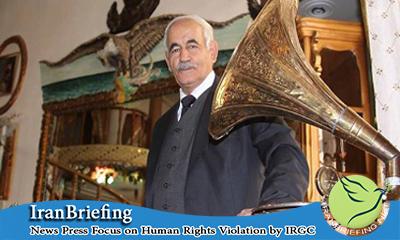 Hassan Damirchi, a Prominent Musician of Azerbaijani Origin, Subjected to Harassment
