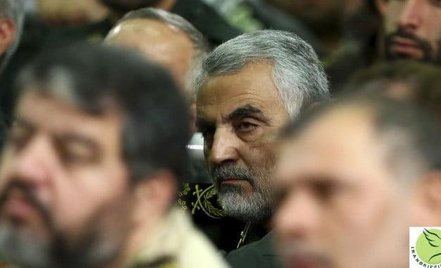 Iran Quds chief Qassem Soleimani visited Russia despite U.N. travel ban: Iran official