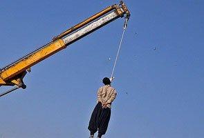 Man hanged
