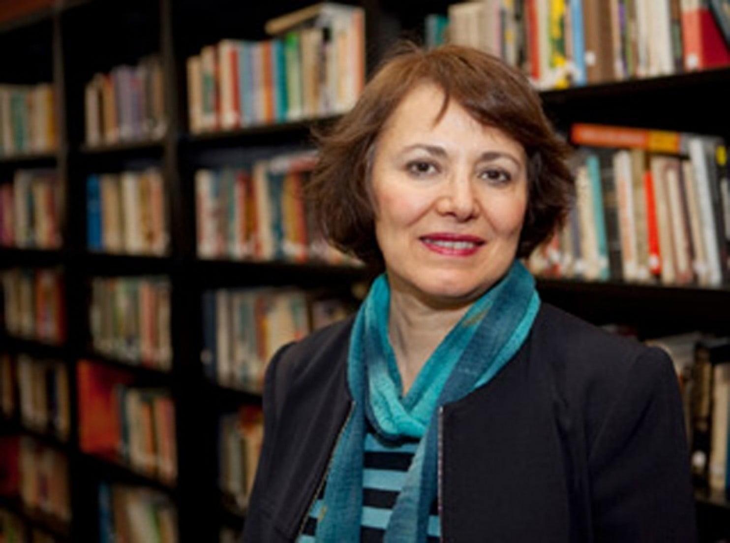 Iranian Canadian professor