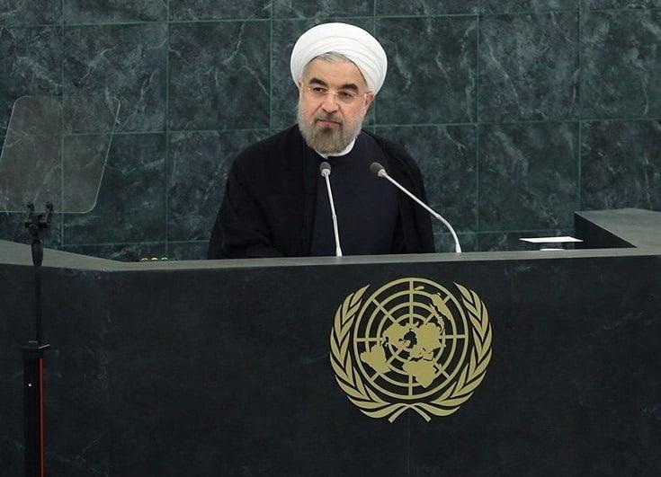 Iran's Rouhani: Tactical Shift at the UN