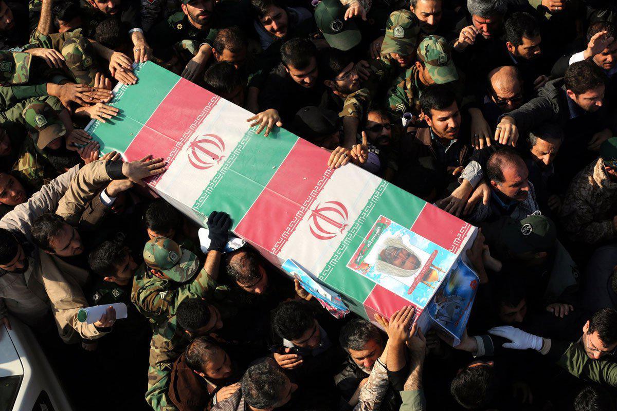 12 Iran-affiliated militiamen killed in Syria