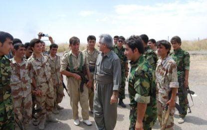 Dozens of Iranian Revolutionary Guards killed in Kurdish attack