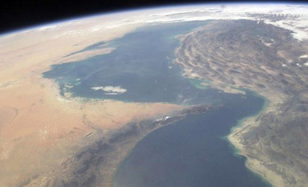 Iran begins naval drill near Strait of Hormuz