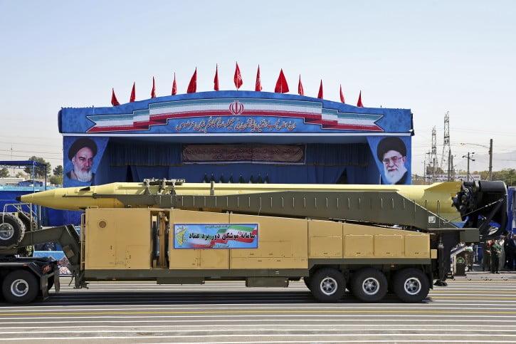 Tehran, Iran - Iranian General Acknowledges Missile Test