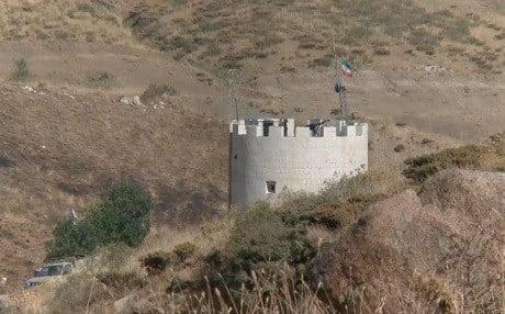 Iran shells Kurdistan border area, no casualties reported