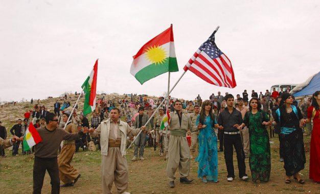 Iranian general says Kurdish independence referendum 'a US plot'