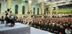 IRAN: MEDIA AFFILIATED TO KHAMENEI EXPRESS FEAR OF SANCTIONS AGAINST IRGC