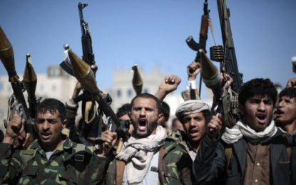 IRAN-BACKED HOUTHIS ARE TORTURING PEOPLE TO DEATH, SAYS FORMER DETAINEE