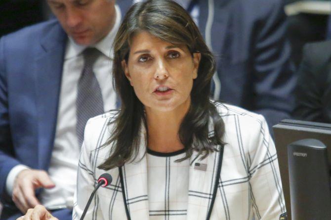 Iran the 'next North Korea', India should re-think ties: Haley