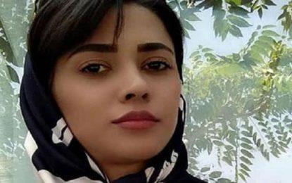 Tabriz University student Roya Saghiri was transferred to Tabriz Prison