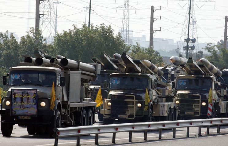 Iran unveils next-generation ballistic missile