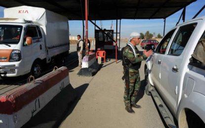 Iran-backed militia lays siege to Iraqi village