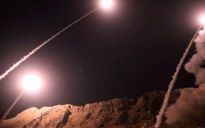 US Calls Iranian Missile Strike Targeting Syrian Militants 'Reckless'