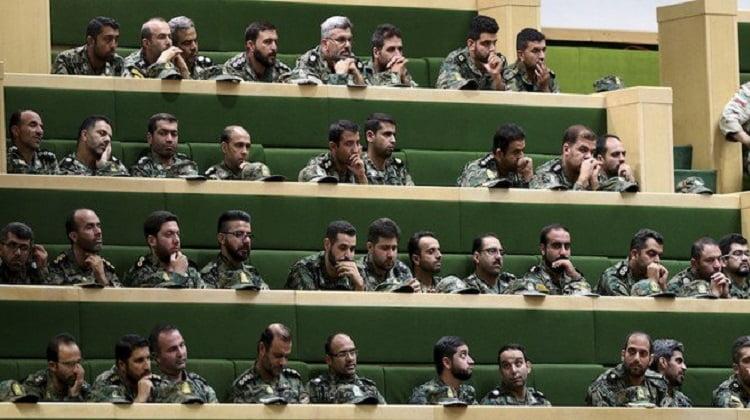 Iran accused of hypocrisy over 'absurd' terror financing vote