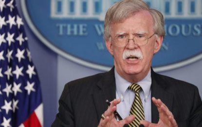 US Broadens War on Terror, Has Harsh Words for Iran