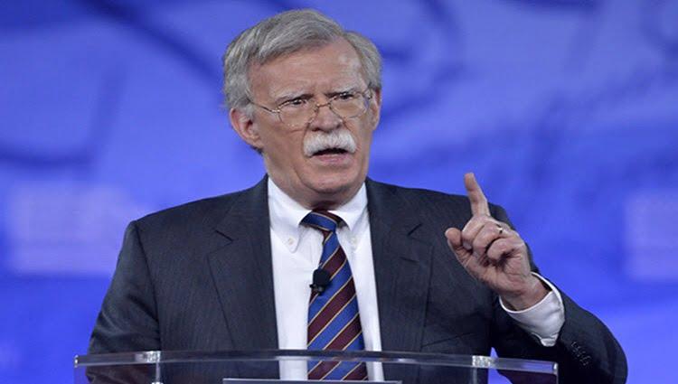 Bolton: Iran Sanctions Having