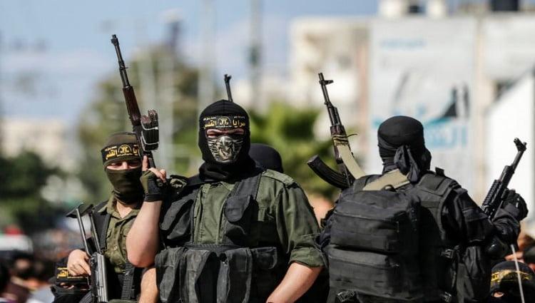 IRAN'S KHAMENEI MEETS ISLAMIC JIHAD LEADERS, CALLS FOR ISRAEL'S DOWNFALL