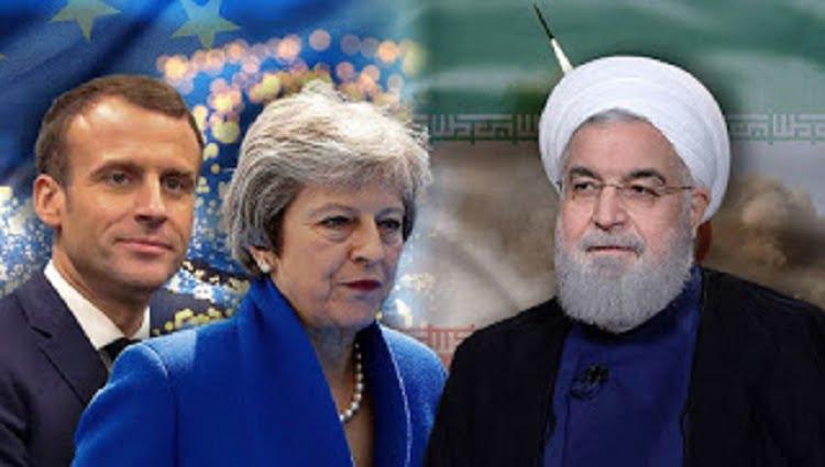 Cracks in Iran deal coalition? Europeans fume over Tehran missile test