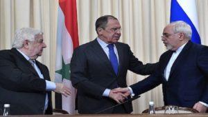 IRAN EXPERT: DETERRING IRAN IN SYRIA KEY, BUT STILL FAR FROM DIRECT ATTACK