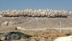 Iran's Revolutionary Guards Launch War Games