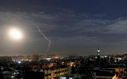 Nasrallah says Iran, Hezbollah may begin responding to Syria strikes