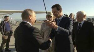 Arab states inch toward rehabilitating Assad, amid fears Iran and Turkey will step into Syria void