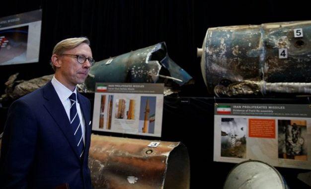 U.S. threatens Iran over illegal rocket exports
