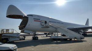 BREAKING: IRAN INCREASING SUPPLY FLIGHTS TO SYRIA
