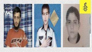 International watchdog urges Iran to stop execution of three Kurdish teenagers