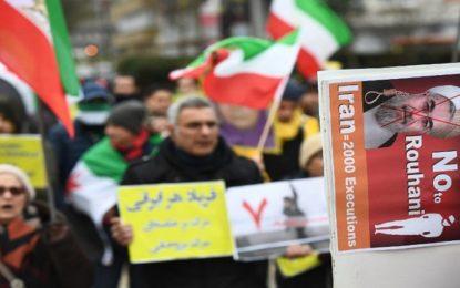 Militancy and criminality are Iran regime's principal threats