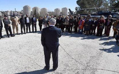 Iran controls new Lebanese government, Netanyahu tells visiting UN envoys