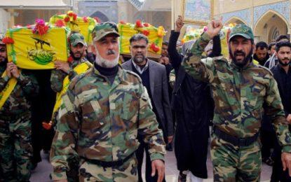 Iran's Militias in Iraq Threaten Israel