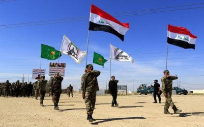 U.S. Pressures Iraq Over Embrace of Militias Linked to Iran