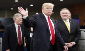 Trump's pressure on Iran aggravating internal power struggle
