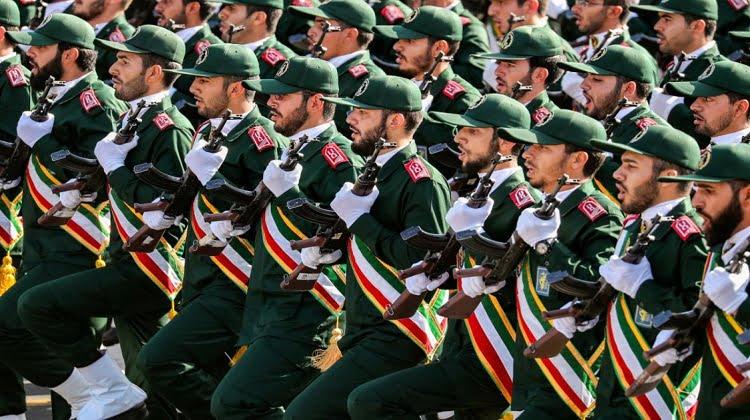 How will the revolutionary guard's 'terrorist' designation affect Iran?