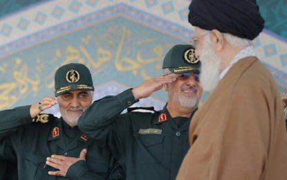 Instagram accounts of Iran's Khamenei, IRGC's Soleimani get suspended